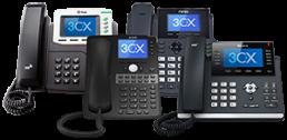 3CX Deskphones