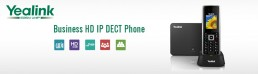 DECT phones from Yealink